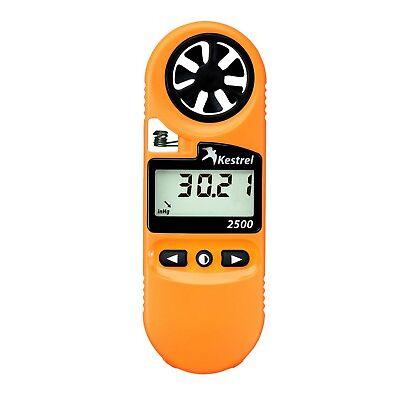 Kestrel 2500 (0825) Weather Meter/Digital Altimeter, Orange