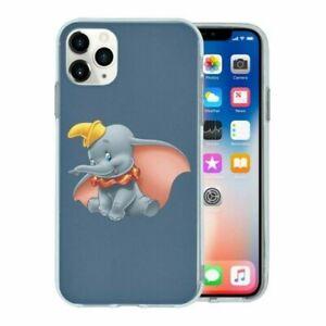 Dessin-Anime-Dumbo-TPU-Coque-pour-Telephone-Portable-T1164