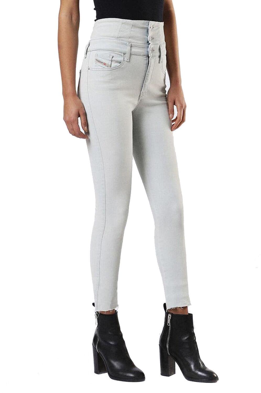 Diesel Skinzee-Corset 084EY Pantalones Vaqueros de women Estrecho Ajustado