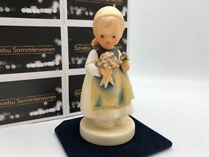 Hummel-Figurine-624-Der-Festtagsgrus-4-1-2in-Limited-1-Choice-Top-Condition