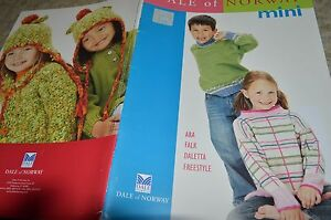 Dale-of-Norway-Knitting-Pattern-Book-176-Mini-Kids