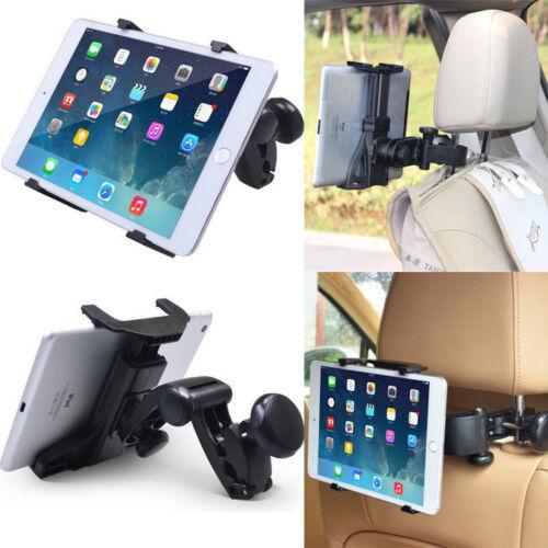 "Adjustable Car Seat Headrest Mount Holder for For 7-10/"" Tablet iPad 1//2//3 U.S.A"