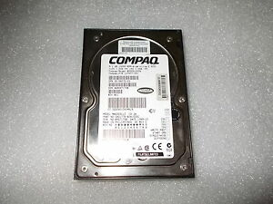Hard-disk-Compaq-127977-001-BD009122C6-9-1GB-80-Pin-10000-rpm-SCSI-ULTRA-2
