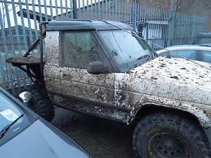 Discovery Land Rover Tray Back Kit Ebay