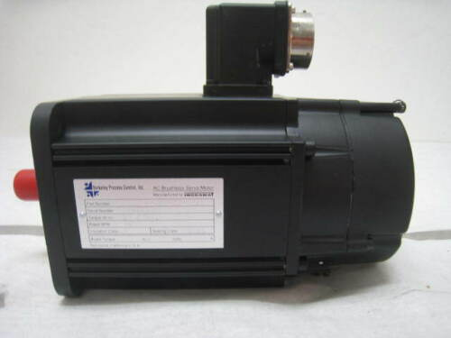Berkeley Process Controls ASM121A0B22NB10, AC Brushless Servo Motor