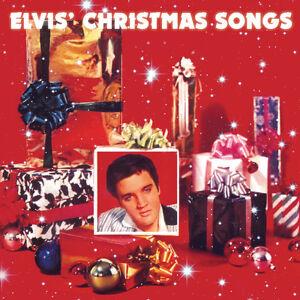 CD-Elvis-Presley-Elvis-039-Christmas-Songs-Elvis-039-Christmas-Album