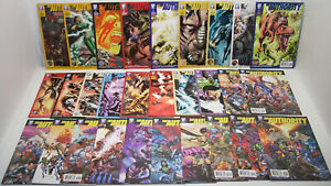 Wildstorm-Comics-THE-AUTHORITY-1-29-Complete-Series-2008-30-Issues