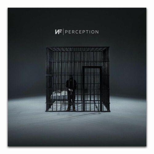 T-165 NF Perception Album 2017 Rap Music Album 20 24x24 Poster