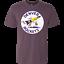 ABA Retro Rockets T-Shi Basketball Denver Colorado Throwback Jersey Logo