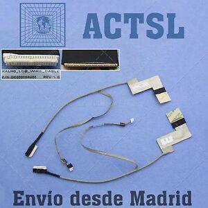 Cable De Video Lcd Flex Para Acer Dc02000r600 Ii0whb7c-07224634-566056236