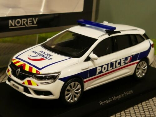 1//43 norev renault megane Estate 2016 Police Nationale 517793