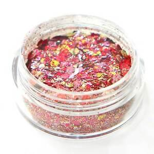 BUY-3-GET-3-FREE-Biodegradable-Cosmetic-Glitter-Bio-Festival-Chunky-Unicorn-Kc
