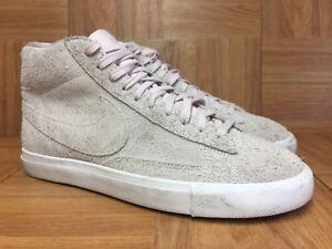 1b3ec11d874c Worn🔥 Nike Blazer Mid Silt Red Summit White Sz 8 Men s Shoes 371761 ...