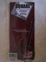 Kollage Square Circular Knitting Needles 24 Original