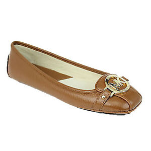Michael-Kors-Shoes-MK-40R1FUFR1L-Fulton-Moccasin-Tumbled-Leather-New-7-COD-agsb
