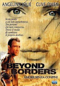Beyond borders - Amore senza confini - DVD Ex-NoleggioO_ND017013
