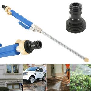High-Pressure-Water-Jet-Power-Washer-Water-Spray-Gun-Nozzle-Wand-Attachmen-UK