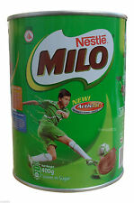 NESTLE MILO CHOCOLATE MALT ENERGY DRINK 400G