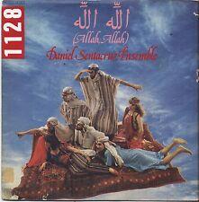 "DANIEL SANTACRUZ ENSEMBLE - Allah Allah - VINYL 7"" 45 LP ITALY 1977 VG+/ VG-"