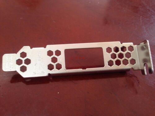 LOW PROFILE PCI BRACKET FOR H830 RAID DELL R730xd T630 R630 POWEREDGE NR5PC US
