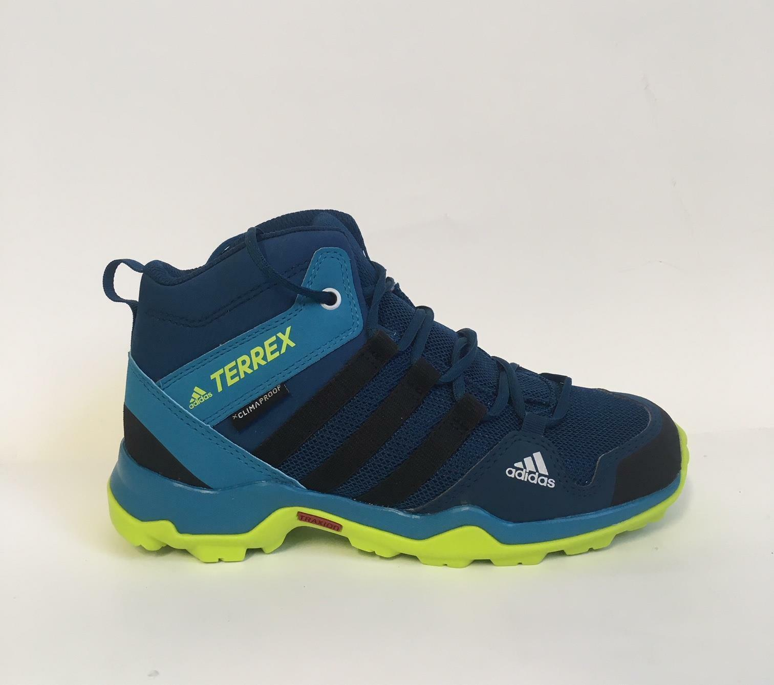 Adidas TERREX AX2R MID CP K (S80871) Kinder Multifunktionsschuh