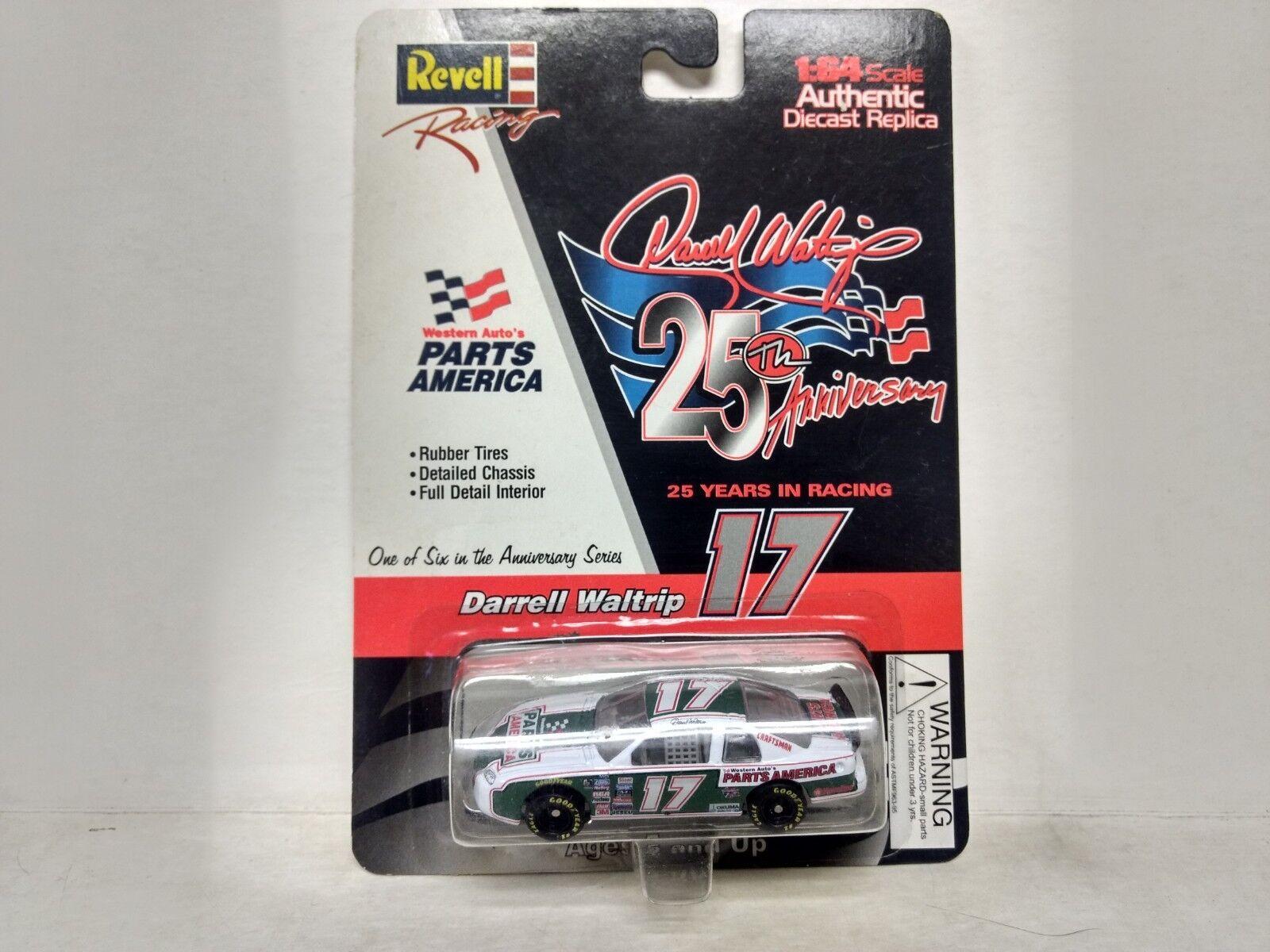 Revell Rennsport Darrell Waltrip Teile America white Auto 1 64 Skala-Modelle