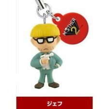 Takara Tomy Mother 2 Gyiyg no Gyakushuu Earthbound Phone Strap Figure Jeff
