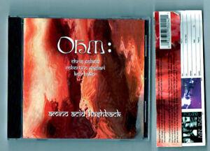 Details about Amino Acid Flashback by Ohm:(Chris Poland EX MEGADETH  GUITARIST)CD IMPORT W/OBI)