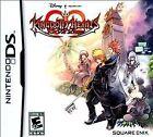 Kingdom Hearts 358/2 Days (Nintendo DS, 2009)
