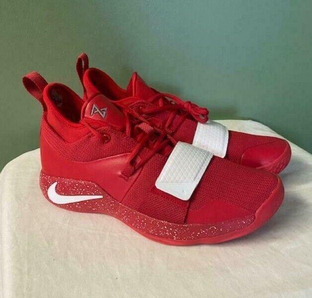 Nike PG 2.5 TB University Red White