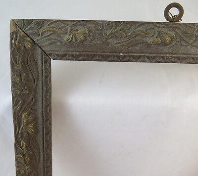 Arte Y Antigüedades Muebles Antiguos Y Decoración Marco De La Antigua 20x29 Cm Liberty El Primero Del Siglo Xx Anticuario Italiano