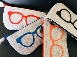 Zipper-Eye-Glasses-Sunglasses-Case-Pouch-Bag-Zip-Storage-Protector-Fashion-Soft