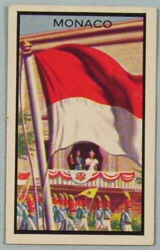 1963 Topps Midgee FLAGS Of The WORLD  Non-Sport Cards ~ U Pick Em ~  L@@K!