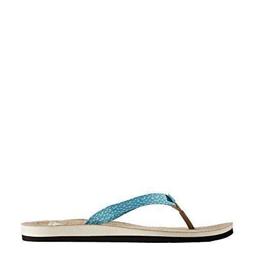 941151305abea adidas Eezay Parley Flip-flops Women s Non Dyed   Chalk White 6 for ...