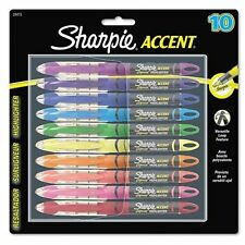 Sanford Accent Pen-style Liquid Highlighter - Micro Chisel Marker Point Style -