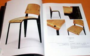 JEAN PROUVE CONCEPTEUR CONSTRUCTEUR - Leading Figure of 20 century design (0410)