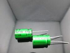 JAPAN 2PCS Nichicon 47uF 50V 47mfd MUSEAudio Capacitor Caps