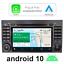 Indexbild 1 - Android 10 DVD GPS Navi Radio f. Mercedes Benz A/B Klasse W169 W245 Vito Viano