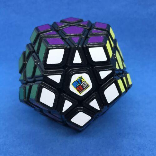 schwarz Zauberwürfel Speedcube Magic Cube Magischer Würfel MoYu Megaminx 3x3