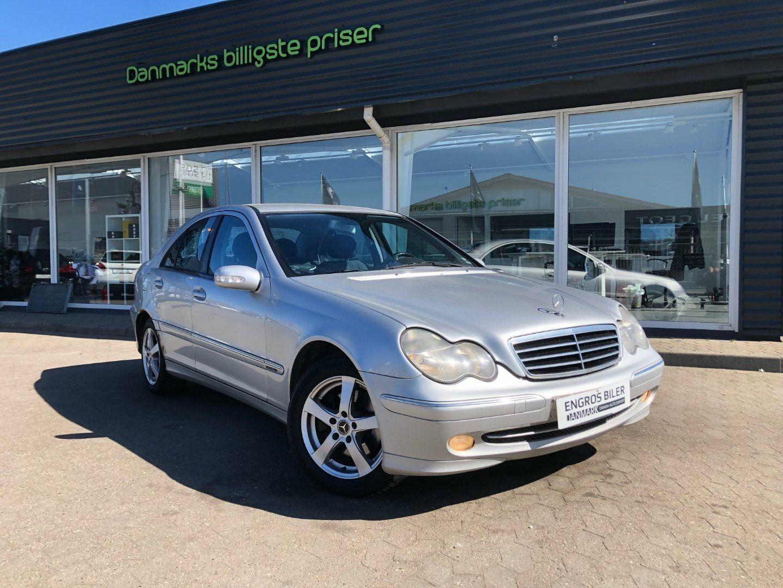 Mercedes C270 2,7 CDi Avantgarde aut. 4d
