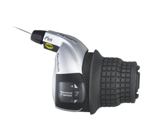 Set Shimano Revo Shift 7 Gang SL-RS45 7-fach Drehgriffschalter Schalthebel