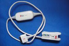 Masimo Pediatric Clip Spo2 Finger Sensor Ispo2 For Iphone 4 4s Plug Connector