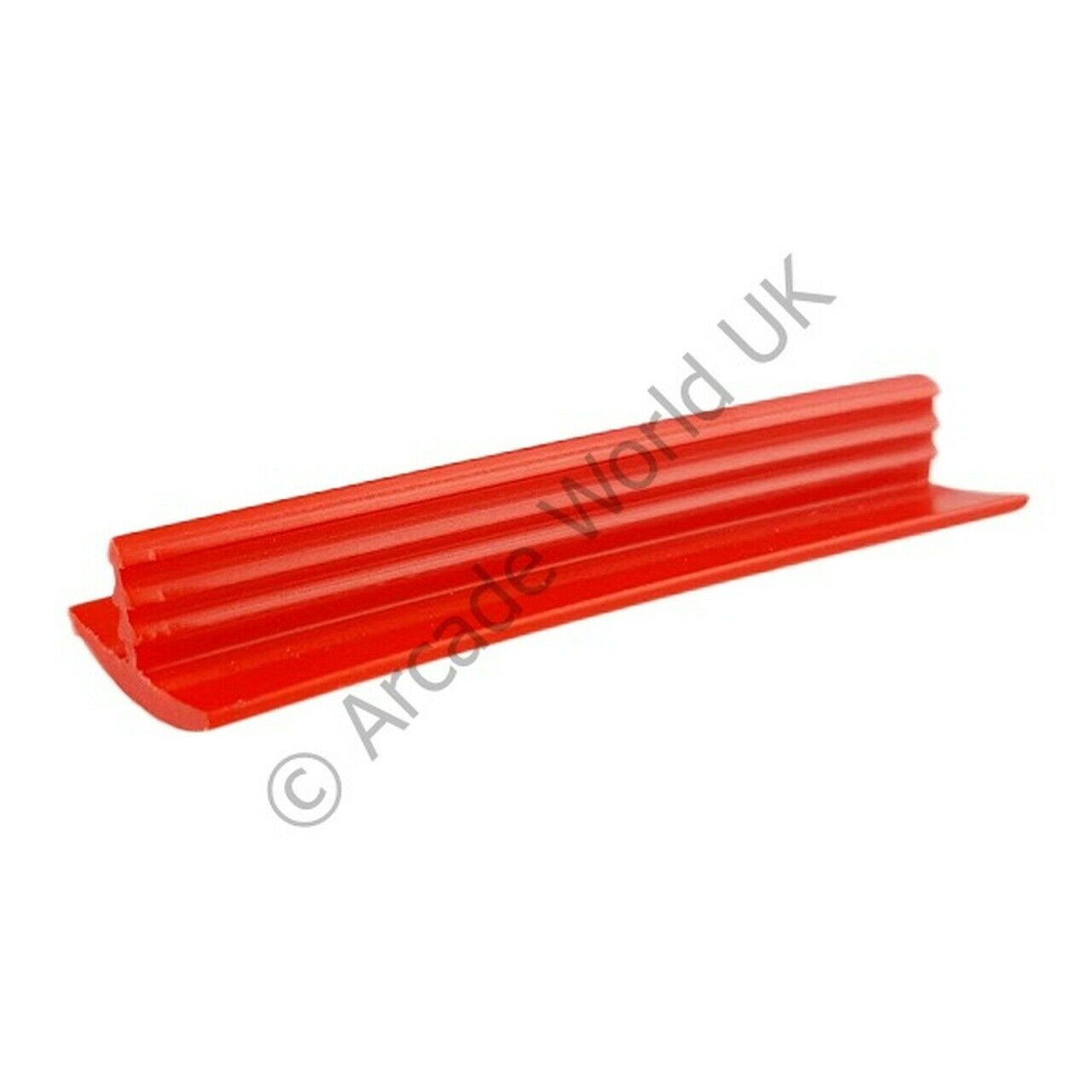 Bright Red T-Molding 5/8