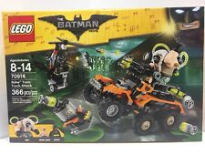 Lego The Batman Movie 70914 Bane Toxic Truck Attack 366pcs New Sealed 2017 TLBM