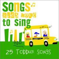 Songs Kids Love To Sing - Toddler Songs [new Cd]