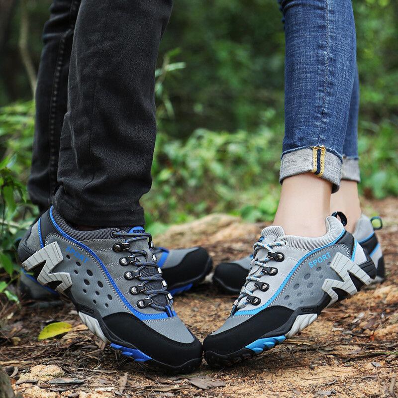 Herren Damen Schuhe Wanderschuhe Trekkingschuhe Turnschuhe Sneaker Sportschuhe