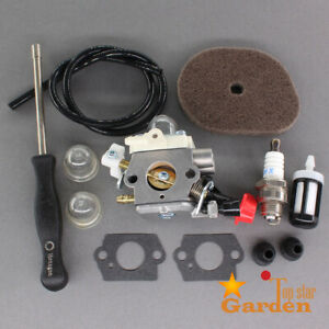 41441200608-Carburetor-Carb-Ki-F-Stihl-FS40-FS50-FS56-FS70-FC56-FC70-Air-Filter