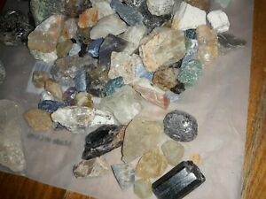 5-lb-Lot-Bulk-Crafters-Gems-Crystals-Natural-Rough-Crafters-Gemstones