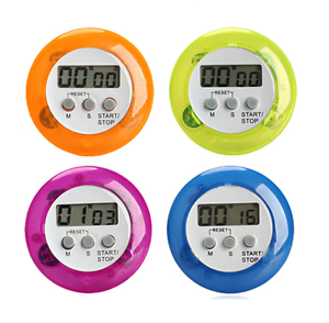 Restaurant Kitchen Timers digital kitchen timer magnetic belt pocket clip lcd chef