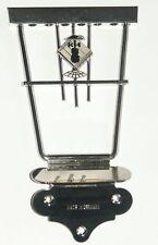 Höfner Saitenhalter für Gitarre, Hofner tailpiece for Guitar H62/9-N